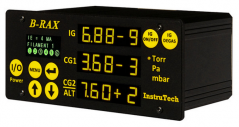 B-RAX™ 3000 Three Channel Gauge Controller