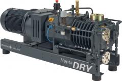 德国普发pfeiffer vacuum Hepta 200P螺杆真空泵维修保养