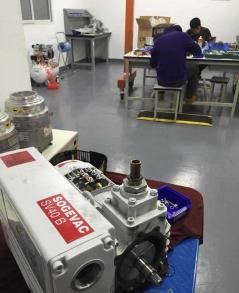 德国单级旋片真空泵SV40B维修保养