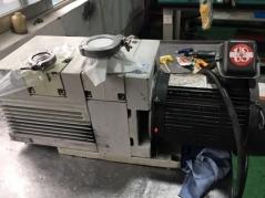 苏州莱宝LEYBOLD双级旋片泵TRIVAC D40B 真空泵维修保养