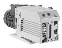双级旋片真空泵 TRIVAC D25B - ATEX 防爆真空泵维修保养 莱宝真空泵D25B防爆电机真空泵保养
